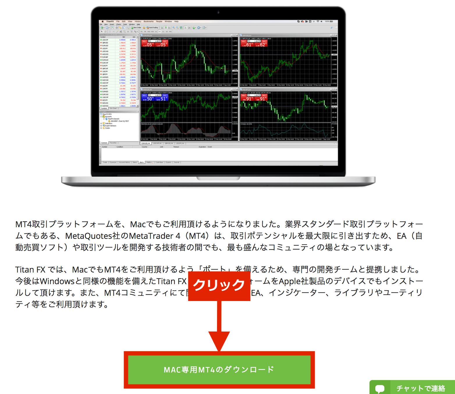 titanfx mt4 mac