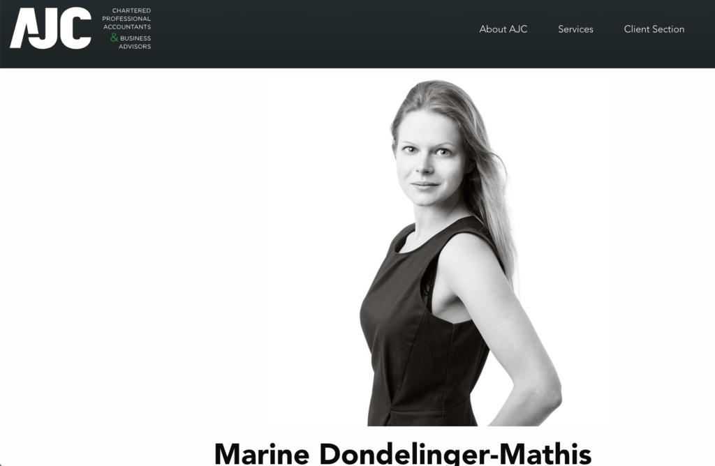titanfx Marine DONDELINGER-MATHIS