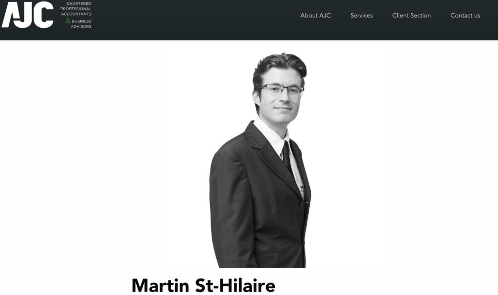 titanfx Martin St-Hilaire